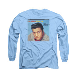 Image for Elvis Long Sleeve T-Shirt - Loving You Soundtrack