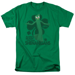 Image for Gumby T-Shirt - Shenanigans