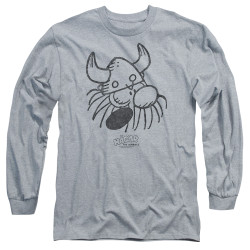 Image for Hagar The Horrible Long Sleeve Shirt - Hagar Head