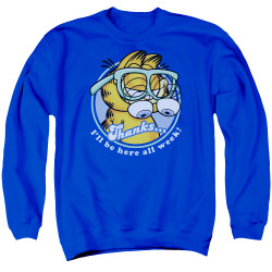 Image for Garfield Crewneck - Performing