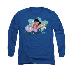 Image for Elvis Long Sleeve T-Shirt - Speedway