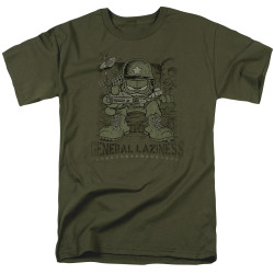 Image for Garfield T-Shirt - General Laziness