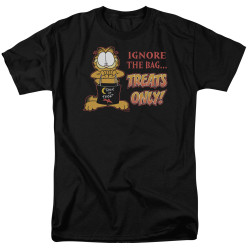 Image for Garfield T-Shirt - Treats Only