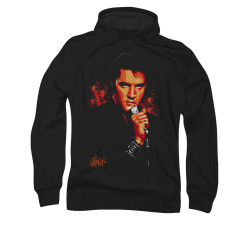 Image for Elvis Hoodie - More Trouble