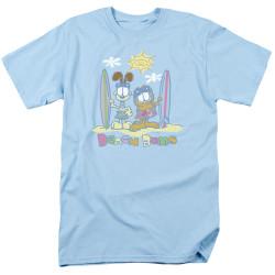Image for Garfield T-Shirt - Beach Bums