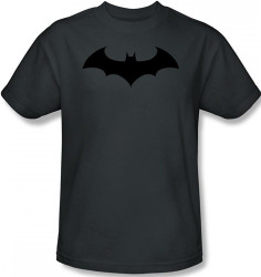 Image Closeup for Batman T-Shirt - Hush Logo