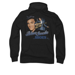Image for Elvis Hoodie - Blue Suede Shoes