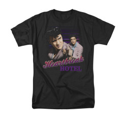 Image for Elvis T-Shirt - Heartbreak Hotel