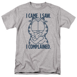 Image for Garfield T-Shirt - I Complained