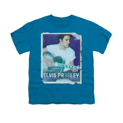 Image for Elvis Youth T-Shirt - 35 Guitar