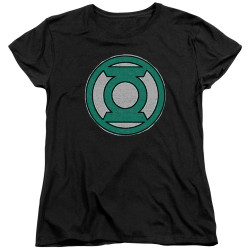 Image for Green Lantern Womans T-Shirt - Hand Me