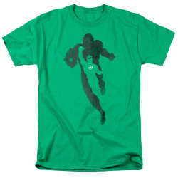 Image for Green Lantern T-Shirt - Lantern Knockout