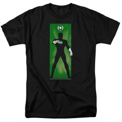 Image for Green Lantern T-Shirt - Green Lantern Block