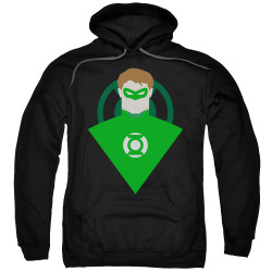 Image for Green Lantern Hoodie - Simple GL