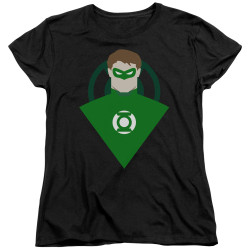 Image for Green Lantern Womans T-Shirt - Simple GL