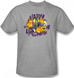 Image for Joker T-Shirt - Ha Ha Halloween