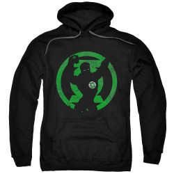 Image for Green Lantern Hoodie - GL Symbol Knockout