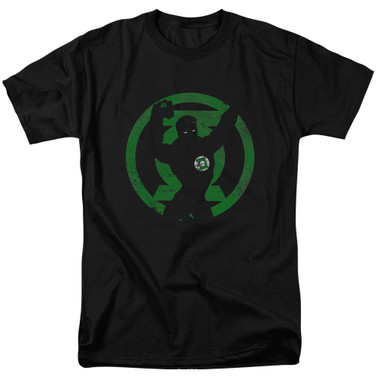 Image for Green Lantern T-Shirt - GL Symbol Knockout