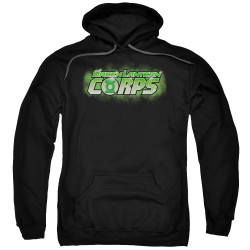 Image for Green Lantern Hoodie - GL Corps Title