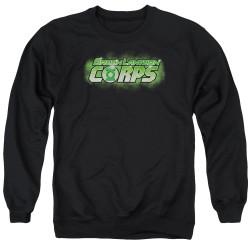 Image for Green Lantern Crewneck - GL Corps Title
