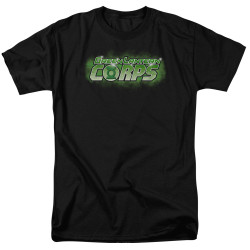 Image for Green Lantern T-Shirt - GL Corps Title