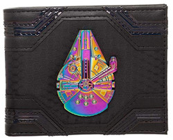 Image for Star Wars Millennium Falcon Bi Fold Wallet