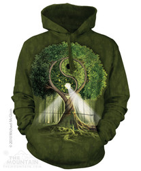 Image for The Mountain Hoodie - Yin Yang Tree