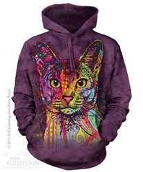 Image for The Mountain Hoodie - Abyssinian