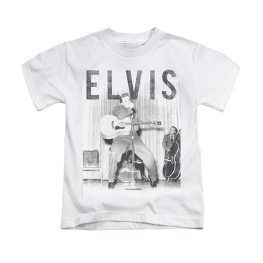 Image for Elvis Kids T-Shirt - With the Band
