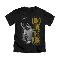 Image for Elvis Kids T-Shirt - Long Live the King!