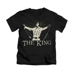 Image for Elvis Kids T-Shirt - Ornate King