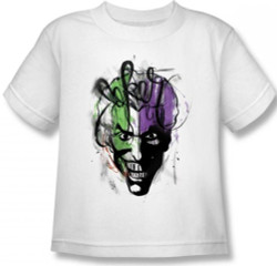 Image for Batman Kids T-Shirt - Joker Kids - Airbrush