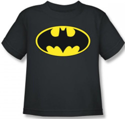 Image for Batman Kids T-Shirt - Classic Bat Logo