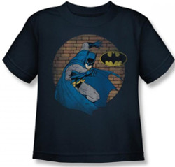 Image for Batman In the Spotlight Toddler T-Shirt