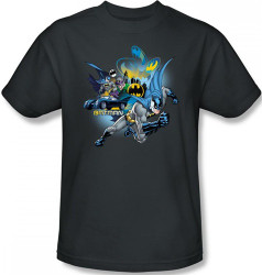 Image Closeup for Batman T-Shirt - Call of Duty