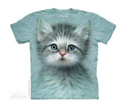 Image for The Mountain Youth T-Shirt - Blue Eyed Kitten
