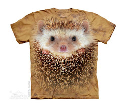 Image for The Mountain Youth T-Shirt - Big Face Hedgehog