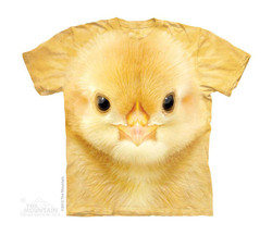 Image for The Mountain Youth T-Shirt - Big Face Baby Chick