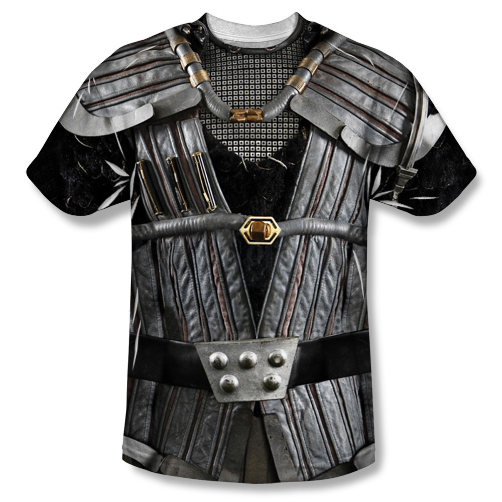 8641d112510b2 Star Trek T-Shirt - Sublimated Klingon Uniform - NerdKungFu