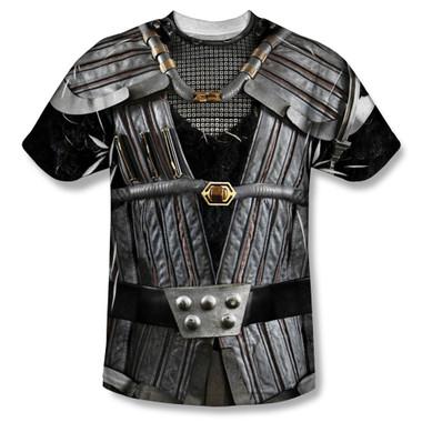Image for Star Trek Sublimated T-Shirt - Klingon Uniform 100% Polyester