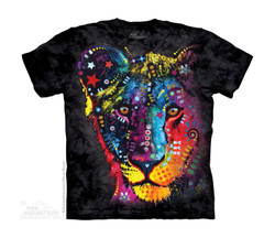 Image for The Mountain Youth T-Shirt - Russo Lion