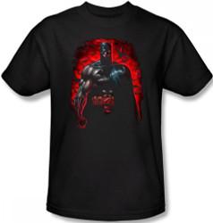 Batman T-Shirt - Red Knight Image 2