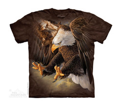 Image for The Mountain Youth T-Shirt - Freedom Eagle