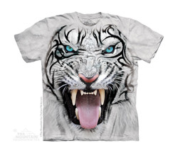 Image for The Mountain Youth T-Shirt - BF Tribal W Tiger
