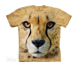 Image for The Mountain Youth T-Shirt - BF Cheetah Endanger