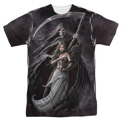 Image for Anne Stokes Sublimated T-Shirt - Summon the Reaper 100% Polyester