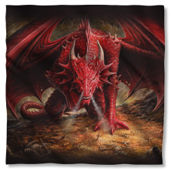 Image for Anne Stokes Bandana - Dragon's Lair