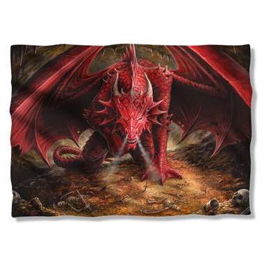 Image for Anne Stokes Pillow Case - Dragon's Lair