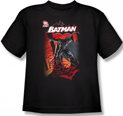 Image for Batman Youth T-Shirt - #655 Cover
