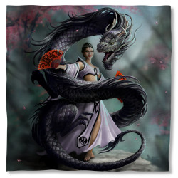 Image for Anne Stokes Bandana - Dragon Dancer
